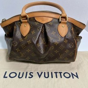 💯 Authentic Louis Vuitton Monogram Tivoli PM